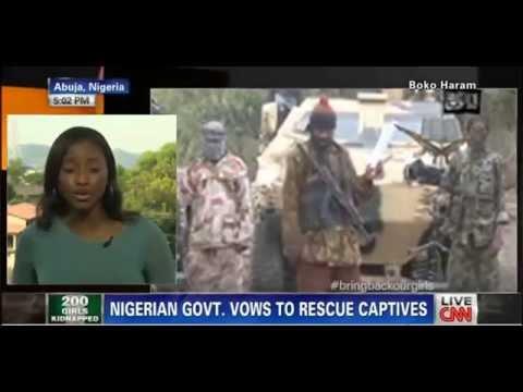 Boko Haram Kidnap 8 More Girls In Nigeria Breaking News Over 300 Girls missing