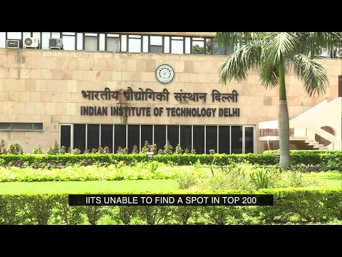 This is why IIT is not counted in the top 200 institutes in the world