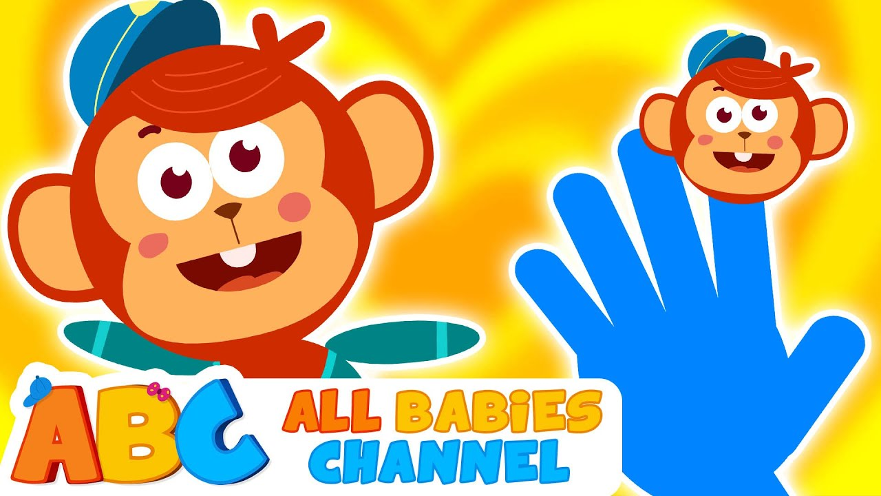Finger Family Song And More Nursery Rhymes | Baby Songs | All Babies Channel