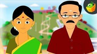 தாயே கண்கண்ட தெய்வம்    Kondrai Venthan Episode - 5   Pooja Teja Stories