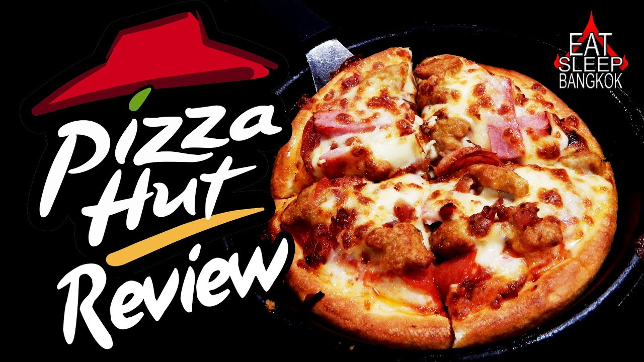 Pizza Hut Review In Bangkok Youtube