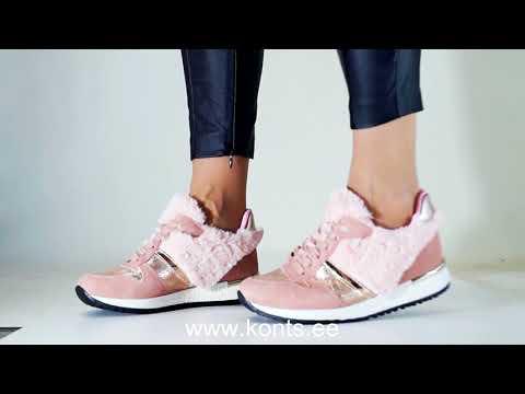 038e8e5775d Roosad karvaga vabaaja jalatsid G-25-1-pink!   KONTS.EE E-POOD   Kingad,  saapad, jalanõud, käekotid, rahakotid, püksirihmad, ehted, käevõrud,  kõrvarõngad.