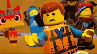 The LEGO Movie 2 Videogame - All Cutscenes Full Movie HD