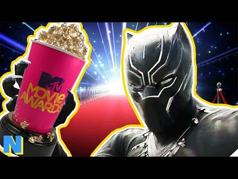 'Black Panther' Star Gifts MTV Movie Award To Real Life Hero | NW News