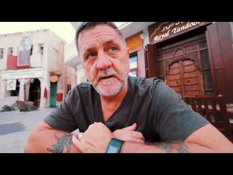 Exploring Qatar,  Souq Waqif - Street Photography - Seascapes and Pigeons - Episode 11