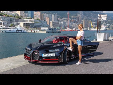 Girls Driving Supercars!! – Chiron Sport 110 Ans, Aventador SV, Koenigsegg One:1, 599 GTO and more!!