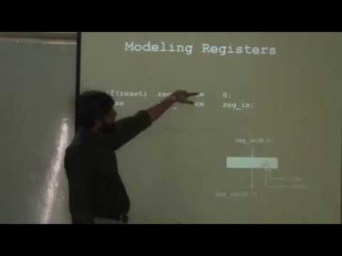Verilog Coding - Verification, Xilinx ISE, Register, Add, Multiply, Logic Design Lec 16/26