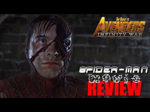 SpiderMan 2002 Movie  The Road to Infinity War Part 9