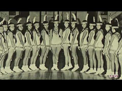 Remembering Sequoyah School-Diamondettes
