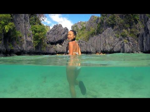 El Nido Palawan Vacation - 3DR Solo - GoPro HD