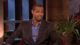 Repeat youtube video [03-11-10] - Ellen Degeneres Show (Old Spice Actor,