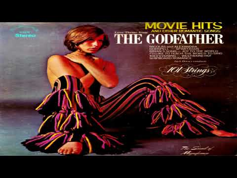 101 Strings   Movie Hits & Other Romantic Songs 1972 GMB