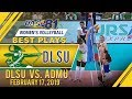 UAAP 81 WV: Michelle Cobb towers above Ateneo for the one two | DLSU | Best Plays