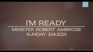 I'M READY ~ ROMANS 1:15