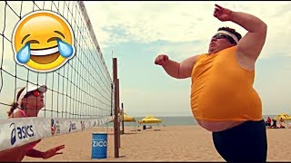Very Funny Volleyball Videos 2018 (HD) :D