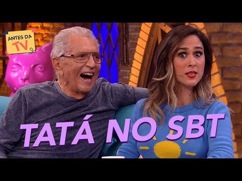 Tatá Werneck fica CHOCADA com salário do SBT!  | Lady Night | Nova Temporada | Humor Multishow