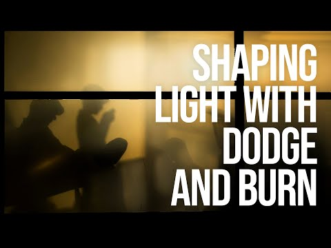Shaping Light With Dodge And Burn (A Photoshop Tutorial)