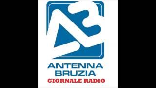 ANTENNABRUZIA - GIORNALE RADIO DEL MATTINO 24/05/2016