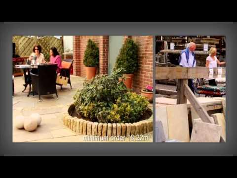 Kent Blaxill Fencing, Paving & Garden Furniture TV Advert Apr 2011