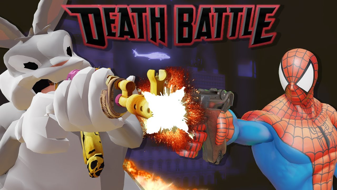Big Chungus Vs Spiderman The Death Battle Youtube