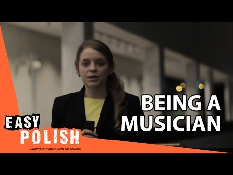 The life of a musician - Easy Polish 52