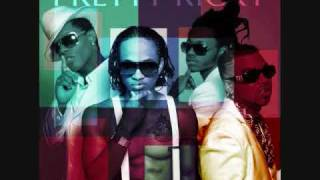 Pretty Ricky Tipsy In Dis Club [Instrumental]
