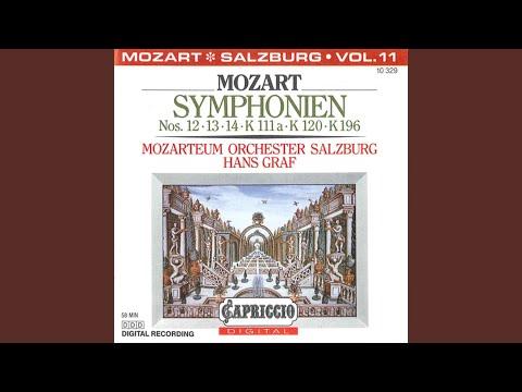 Symphony No. 13 in F Major, K. 112: II. Andante mp3