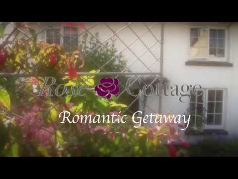 Rose Cottage - Luxury Devon Holiday Cottage with Private Hot Tub