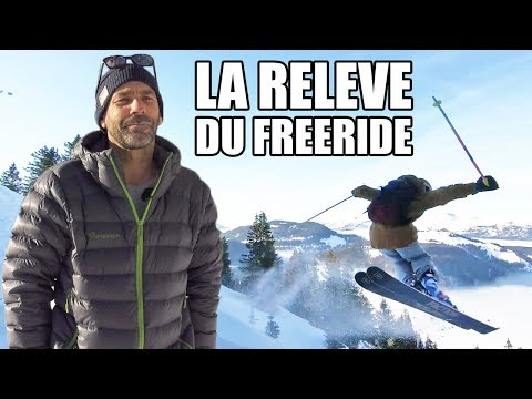 SPORT/ETUDES : La relève du SKI FREERIDE ! (feat. Seb Michaud)