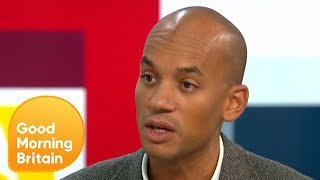 Chuka Umunna: They'll Huff and They'll Puff but They Won't Blow the House Down | GMB