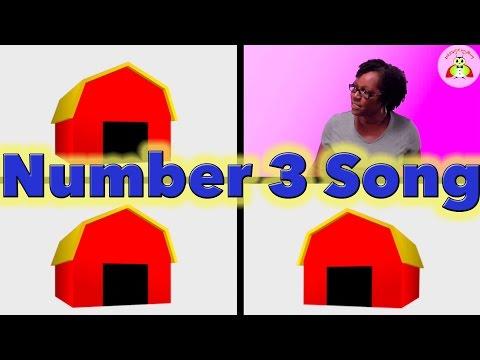 Number 3 Song - LittleStoryBug