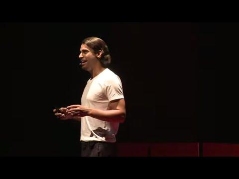 Lo abstracto de emprender   Daniel Gómez   TEDxMedellin