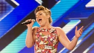 Ella Hendersons audition - The X Factor UK 2012 YouTube Videos