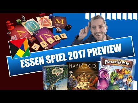 Essen Spiel 2017 Preview