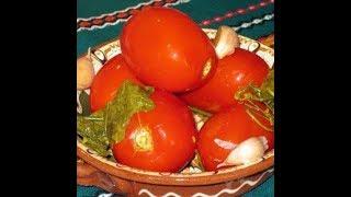 """Квашенные помидоры рецепт-"""" киевляне в глухомани"""""""