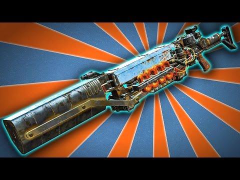 Fallout 4 - The Last Minute - Unique Weapon Guide