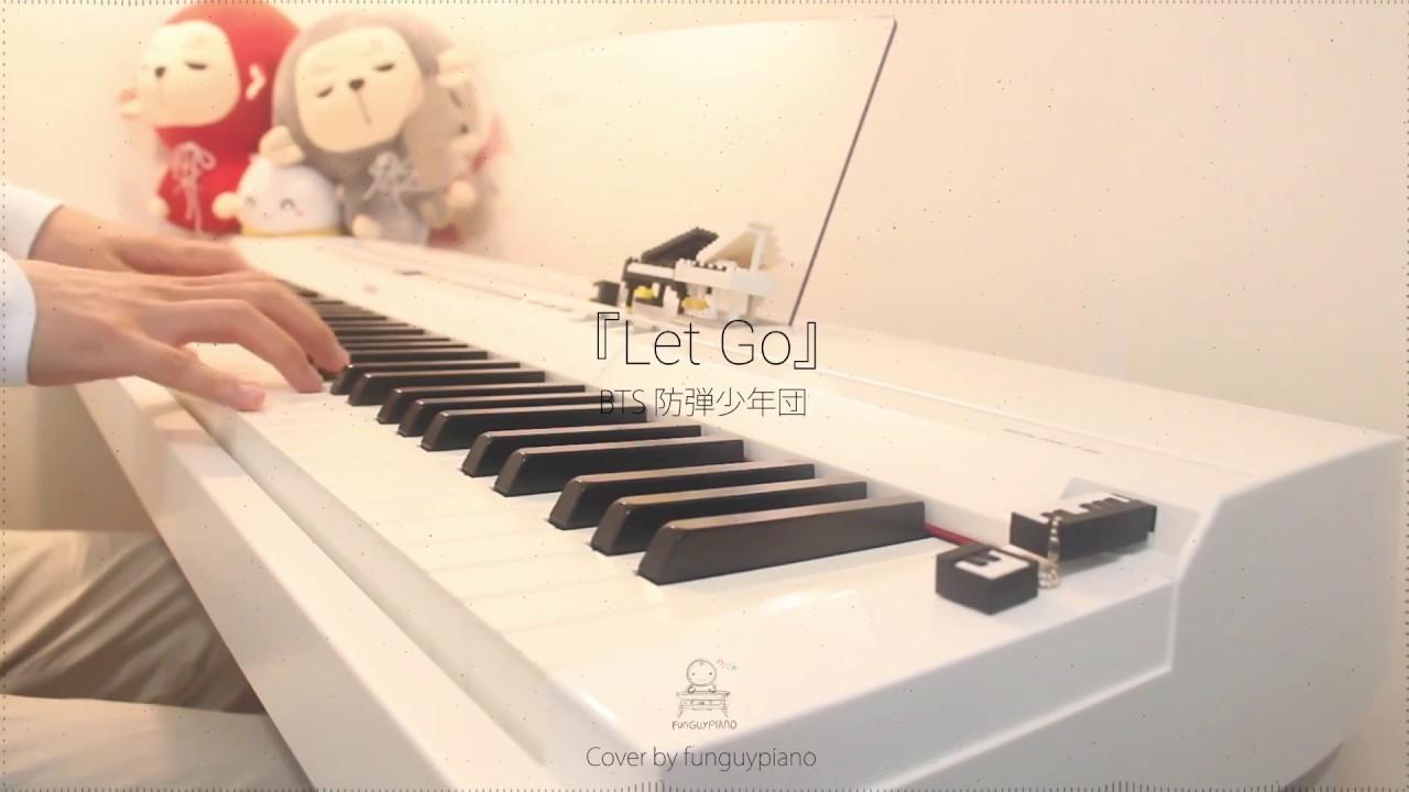 [200K SPECIAL] BTS 防弾少年団 - Let Go   Piano Cover