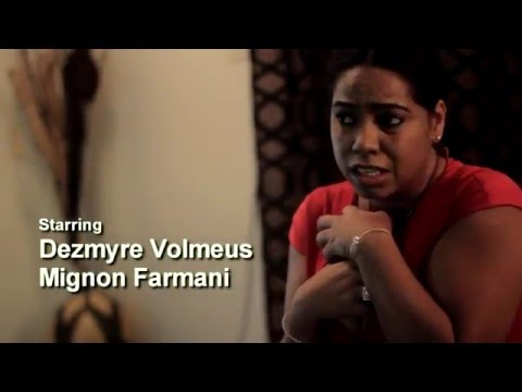 UnDetected starring Mignon Farmani as Diane Hunter