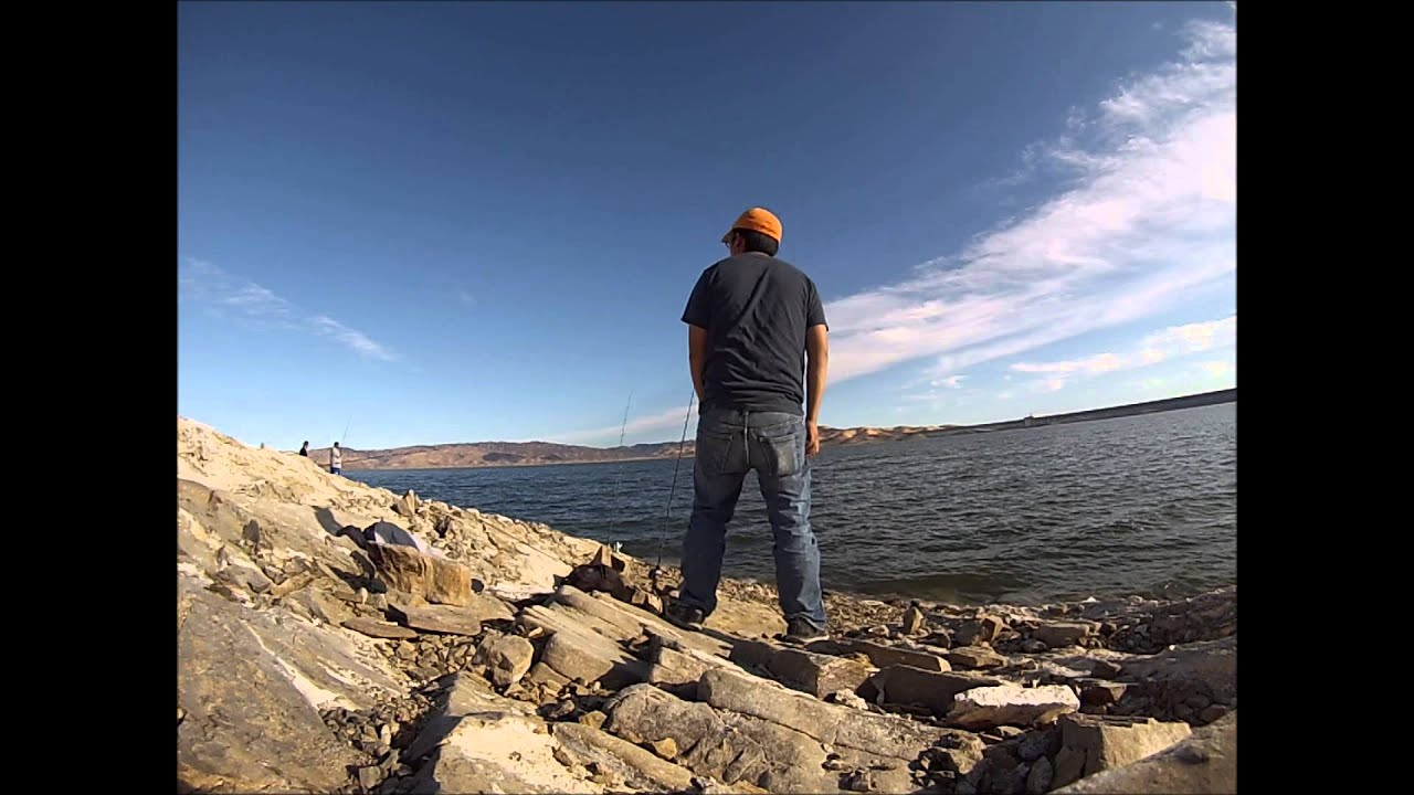 San luis reservoir striper fishing 2013 youtube for San luis reservoir fishing