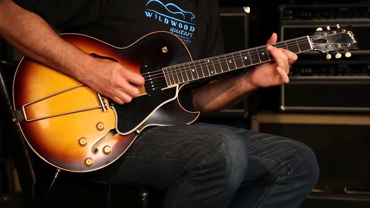 Gibson Memphis 1959 ES-225 Historic VOS • SN: A06557