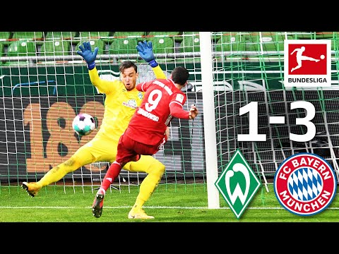 Werder Bremen Bayern Munich Goals And Highlights