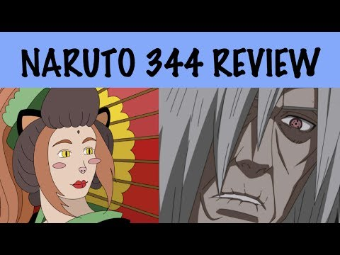 NARUTO episode 344 REVIEW: FLASHBACK NO JUTSU!! OBITO AND MADARA'S FATES COLLIDE! Travel Video