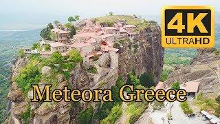 Meteora Greece 4K Full Movie