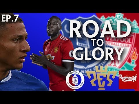 Road To Glory Everton V Liverpool | EP 7
