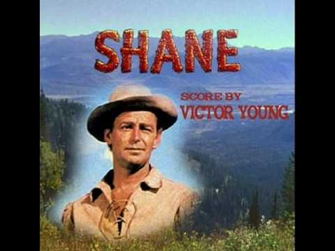 Shane (1953) Soundtrack (OST) - 01. Title