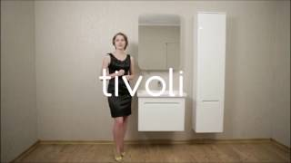 Bathroom furniture Tivoli