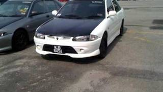 Wira Owners Club at YOUTH Malaysia Biggest Car Club Gathering