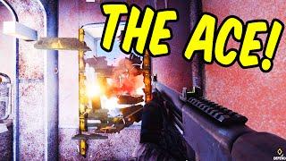 THE ACE! - Rainbow Six Siege Funny Moments & Epic Stuff