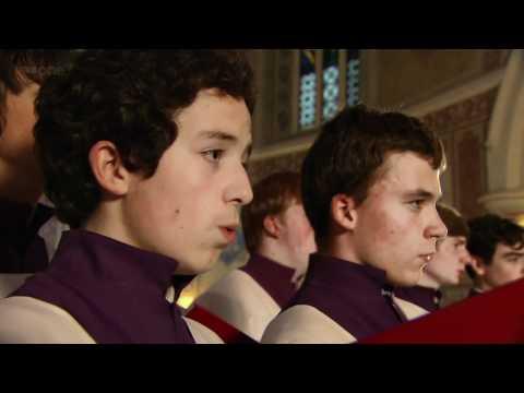 Schola-Cantorum St Peter's Cathedral, Belfast - Ave-Verum