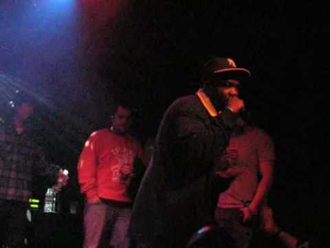 Jeru The Damaja - You Can't Stop The Prophet Live